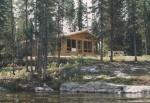 Wanzatika lake cabin