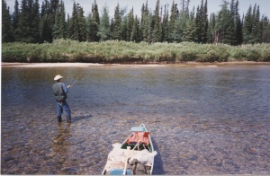 a fly fisherman's dream